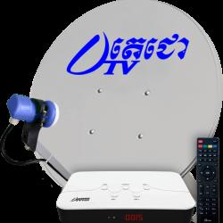 DTV Set With Logo Blue1 copy